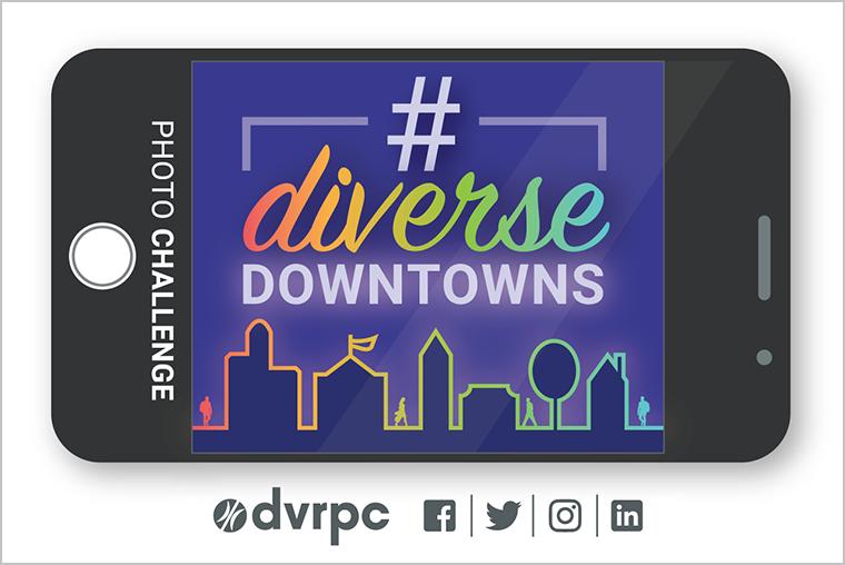 #DiverseDowntowns Photo Challenge