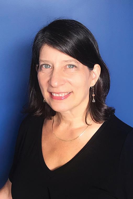 Patty Elkis headshot