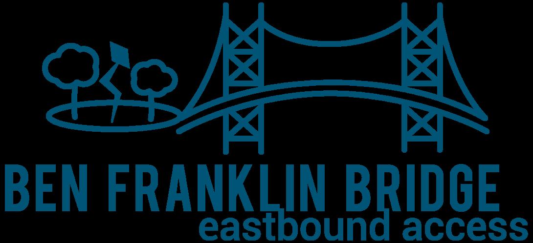 Ben Franklin Bridge eastbound access
